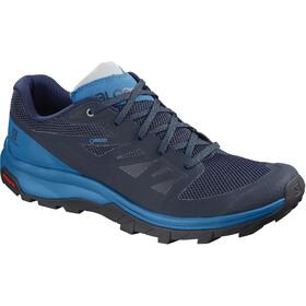 Salomon OUTline GTX Shoes Herren navy blazer/indigo bunting/quarry